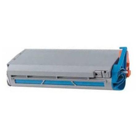Compatible Cyan Oki 41963003 Toner Cartridge