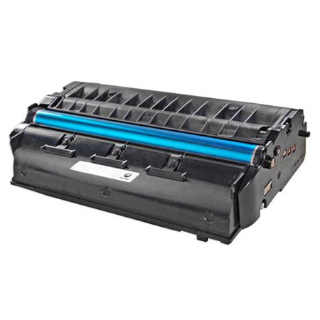 Ricoh 406465 (406464) Black Remanufactured Toner Cartridge