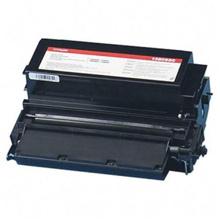 Lexmark 1380950 Remanufactured Black Toner Cartridge