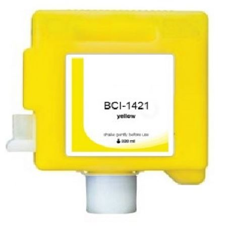 Compatible Yellow Canon BCI-1421Y Ink Cartridge (Replaces Canon 8370A001AA)