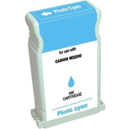 Canon BCI-1302LC Photo Cyan Compatible Ink Cartridge