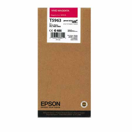 Epson T5963 Magenta Original Ink Cartridge