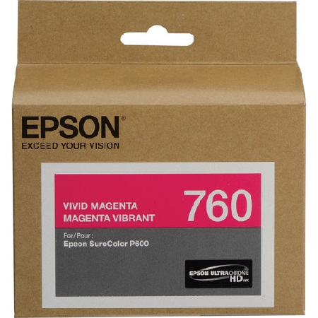 Epson T7603 (T760320) Magenta Original Ink Cartridge