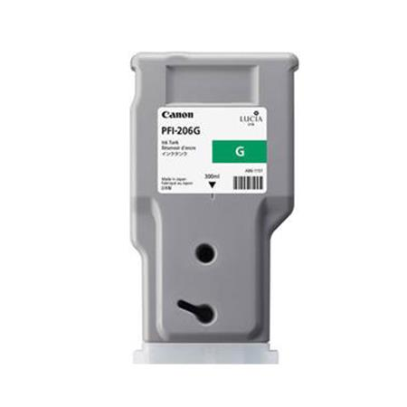 Canon PFI-206G (5310B001AA) Green Original Ink Cartridge