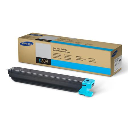 Samsung CLT-C809S Original Cyan Toner Cartridge