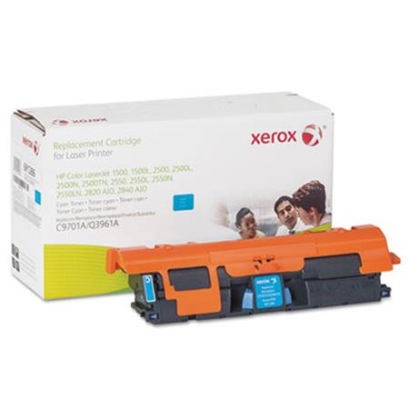 Xerox Premium Replacement Cyan Toner Cartridge for HP 121A (C9701A)