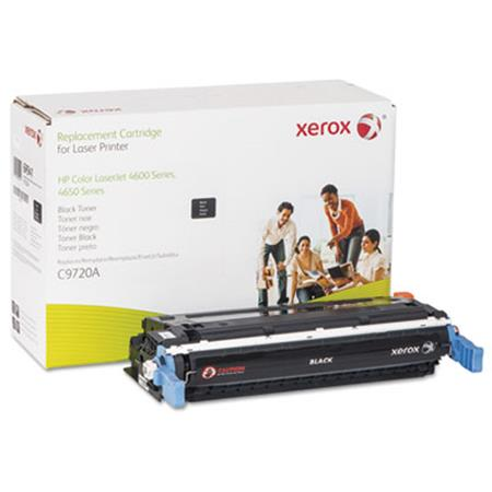 Xerox Premium Replacement Black Toner Cartridge for HP 641A (C9720A)