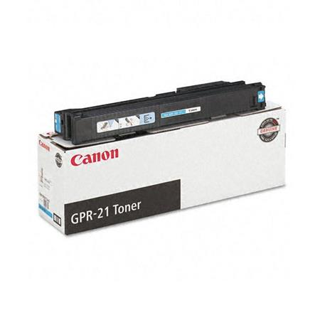 Canon GPR-21 Cyan Original Toner Cartridge (0261B001AA)