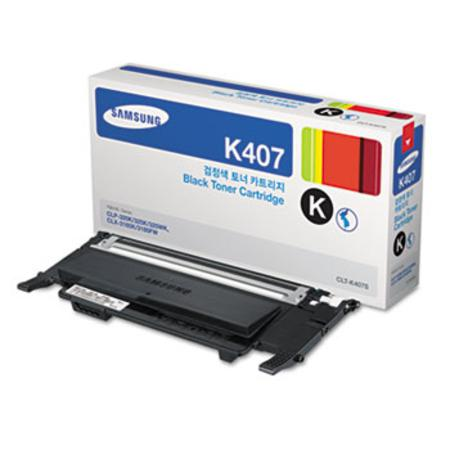 Samsung CLT-K407S Original Black Toner Cartridge