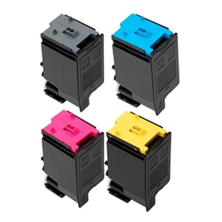 MXC30NTB Full Set Remanufactured Toner Cartridges
