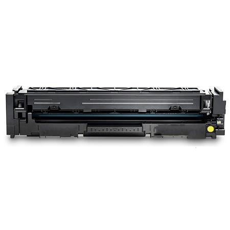 HP 202X Yellow Remanufactured High Capacity Toner Cartridge (CF502X)