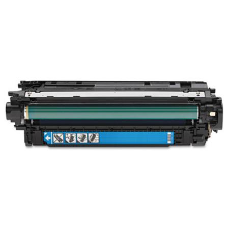 Compatible Cyan HP 646A Standard Yield Toner Cartridge (Replaces HP CF031A)