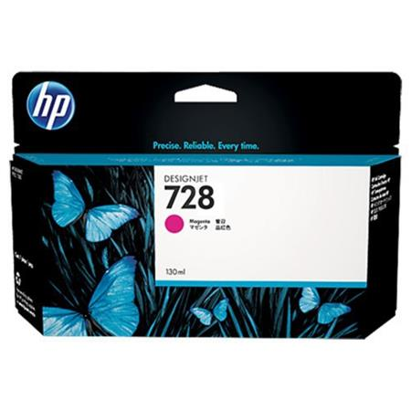 HP 728 (F9J66A) Magenta Original High Capacity Ink Cartridge
