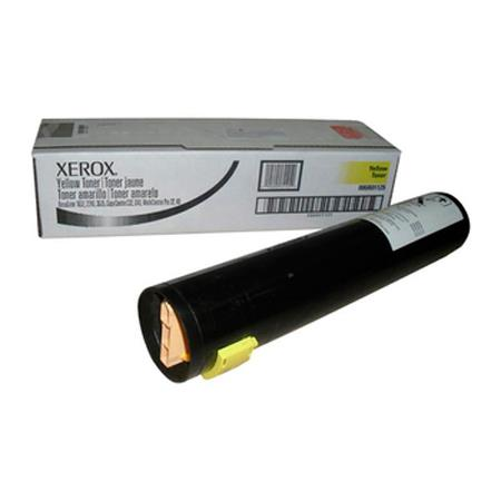 Xerox 006R01125 Yellow Original Toner Cartridge