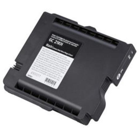 Compatible Black Ricoh 405532 Ink Cartridge (Replaces GC21BK)