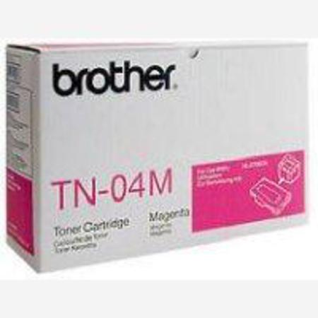 Brother TN04M Original Magenta Laser Toner