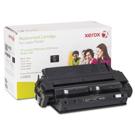 Xerox Premium Replacement Black High Capacity Toner Cartridge for HP 82X (C4182X)