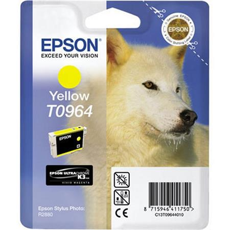 Epson T0964 (T096420) Original Yellow Ink Cartridge