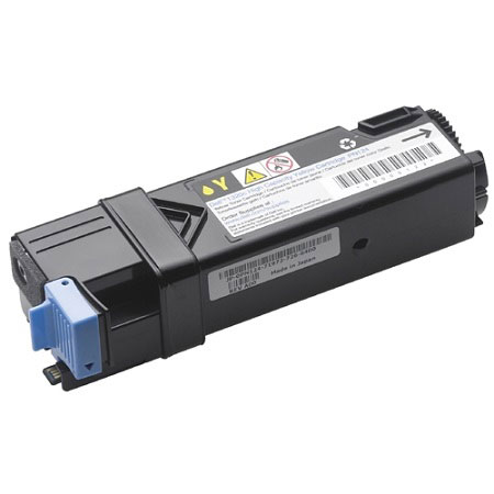 Dell KU054 High Capacity Yellow Toner Cartridge (310-9062)