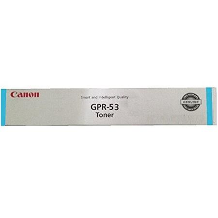 Canon GPR-53 Cyan Original Toner Cartridge (8525B003AA)