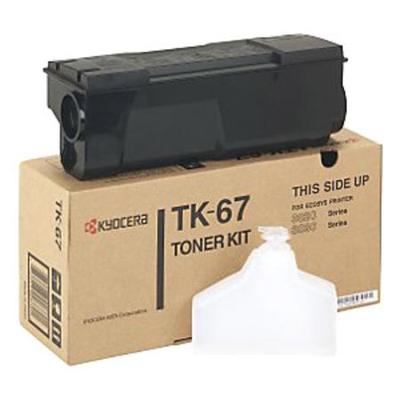 Kyocera TK-67 Original Black Laser Toner Cartridge