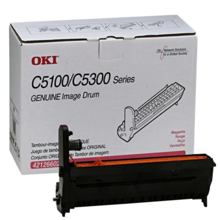 OKI 42126602 Magenta Original Drum Unit