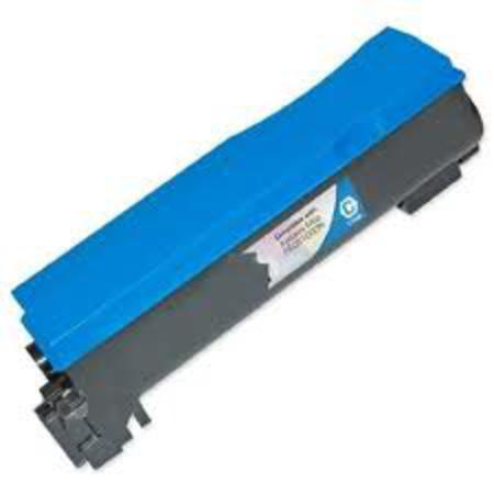 Kyocera TK-542C Remanufactured Cyan Toner Cartridge