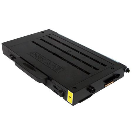 Compatible Yellow Xerox 106R00682 High Yield Toner Cartridge