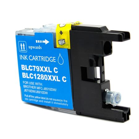 Brother LC79C Cyan Compatible Extra High Yield Ink Cartridge