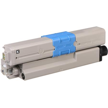 OKI 46507504 Black Remanufactured Toner Cartridge