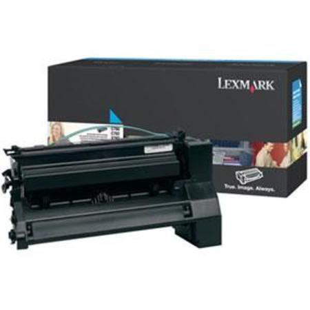 Lexmark C780H2CG Cyan Original High Yield  Laser Toner Cartridge
