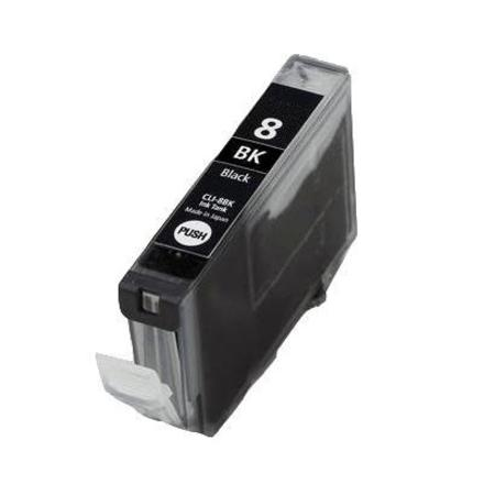 Compatible Black Canon BCI-8K Ink Cartridge (Replaces Canon F47-1771-400)