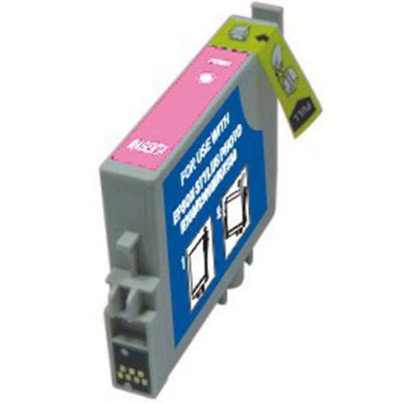 Compatible Light Magenta Epson T0486 Ink Cartridge (Replaces Epson T048620)