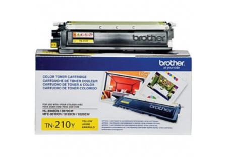 Brother TN210Y Original Yellow Laser Toner Cartridge