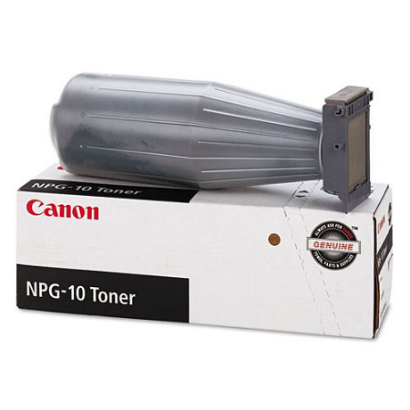 Canon NPG-10 Original Black Toner Cartridge (1381A004BA)