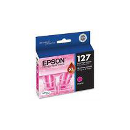 Epson 127 Magenta Original Extra High-capacity Ink cartridge