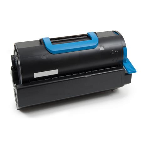 OKI 45460510 Black Remanufactured Extra High Capacity Toner Cartridge