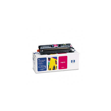HP Color LaserJet Q3973A Magenta Original Print Cartridge with Smart Printing Technology