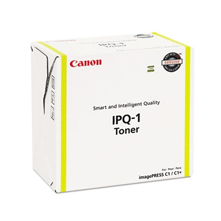 Canon IPQ-1 Yellow Original Toner Cartridge (0400B003AA)