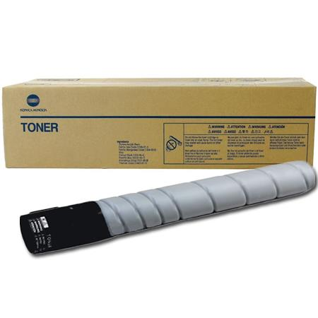 Konica Minolta TN319K (A11G130) Black Original Toner Cartridge