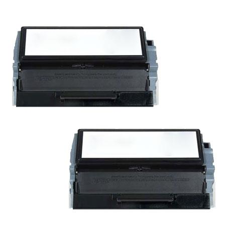 310-3543 Black Remanufactured High Capacity Toners Twin Pack