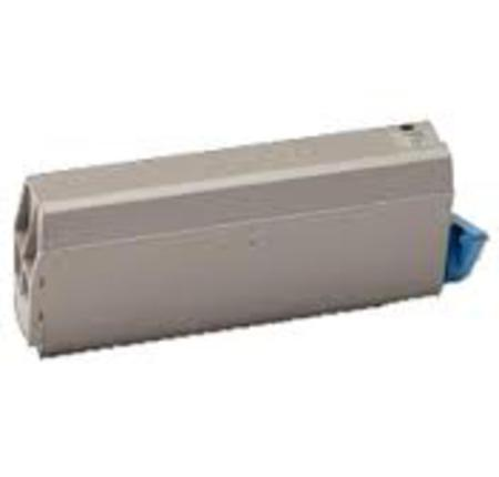 OKI 43865719 Cyan Remanufactured Toner Cartridge