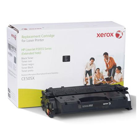 Xerox Premium Replacement Black Extended Capacity Toner Cartridge for HP 05X (CE505X)