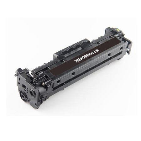 Compatible Black HP 312X High Yield Toner Cartridge (Replaces HP CF380X)