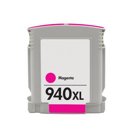 HP 940XL Remanufactured Magenta Officejet Ink Cartridge