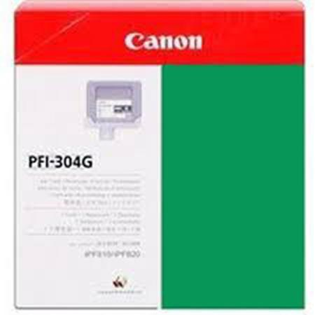 Canon PFI-304G Original Green Ink Cartridge