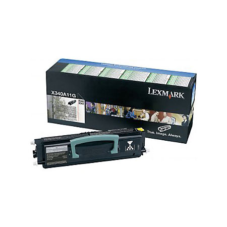Lexmark X340A11G Original Return Program Toner Cartridge