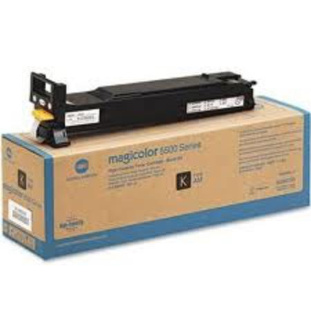 Konica-Minolta A06V133 Black Original Toner Cartridge