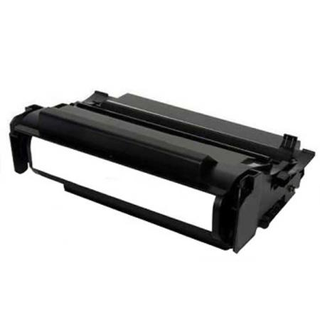 Lexmark 12A7415 Remanufactured Black Toner Cartridge
