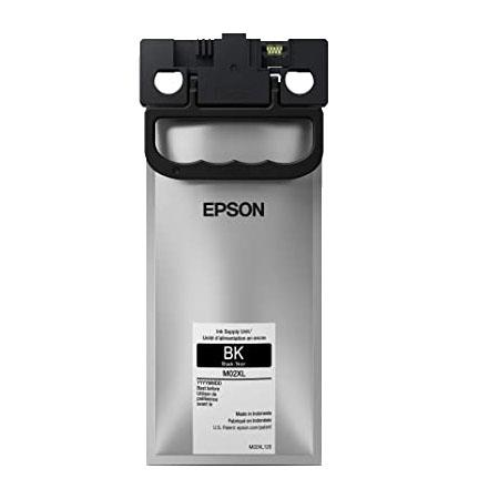 Epson M02 (M02XL120) Black Original High Capacity Ink Cartridge
